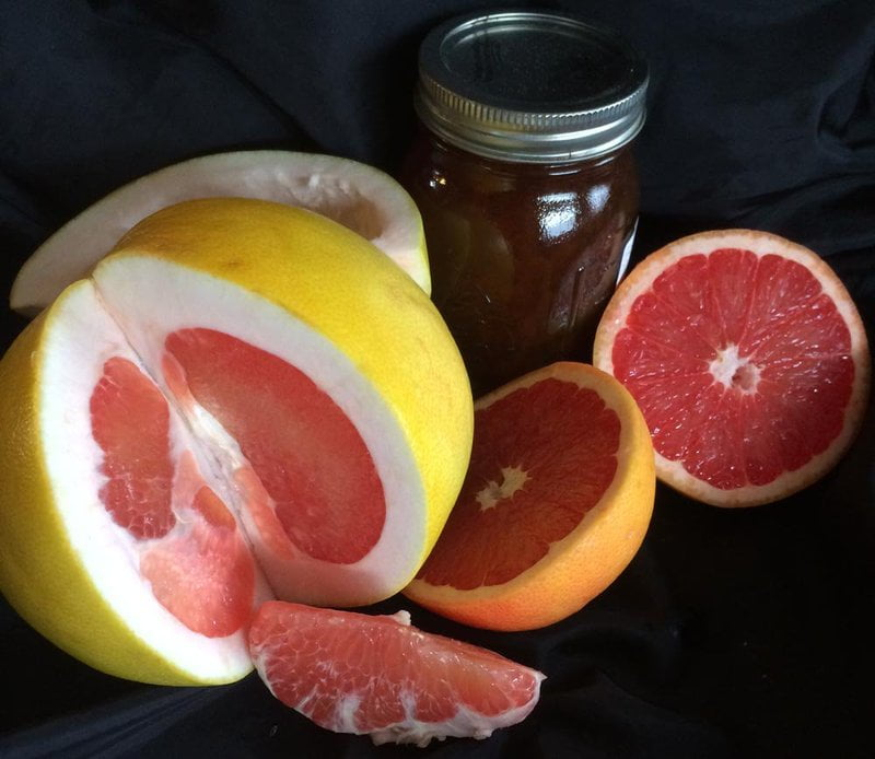 content Grapefruit seed and peel tincture