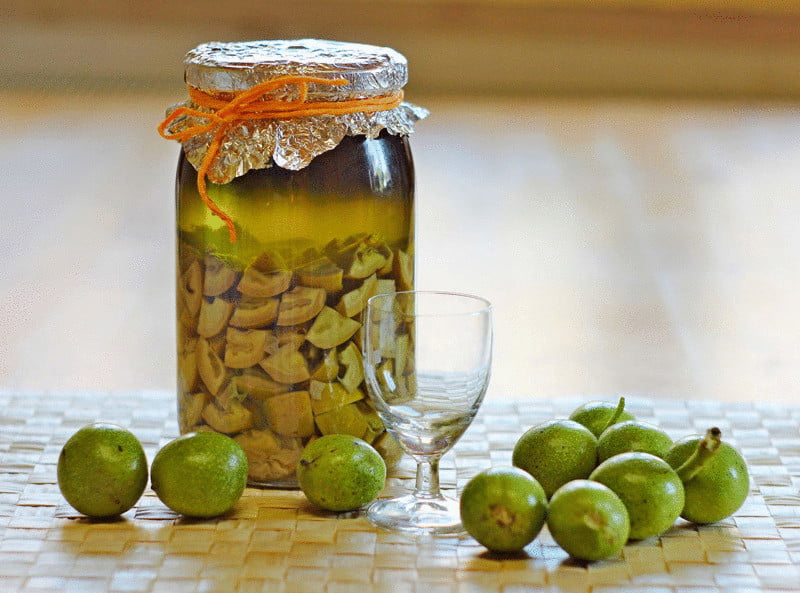 content recipes of preparation of tincture of walnuts202020