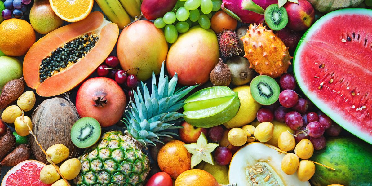 assortment of colorful ripe tropical fruits top royalty free image 995518546 1564092355